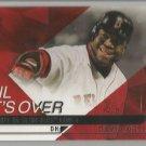 2015 Topps Baseball Til It's Over David Ortiz (Red Sox) #TIO-1