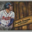 2015 Topps Baseball Heart of the Order Freddie Freeman (Draves) #HOR-18