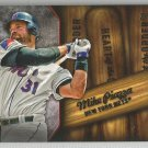 2015 Topps Baseball Heart of the Order Mike Piazza (Mets) #HOR-2