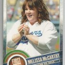 2015 Topps Baseball First Pitch Melissa McCarthy (Dodgers) #FP-19