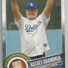 2015 Topps Baseball First Pitch Kelsey Grammer (Dodgers) #FP-16