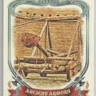 """2015 Topps Allen & Ginter Baseball Ancient Armory """"Catapult"""" #AA-1"""