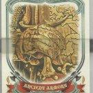 "2015 Topps Allen & Ginter Baseball Ancient Armory ""Gauntlet"" #AA-4"