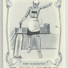 "2015 Topps Allen & Ginter Baseball What Once Would Be ""Robot Housekeepers"" #WOULD-3"