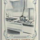 "2015 Topps Allen & Ginter Baseball What Once Would Be ""Automated Kitchen"" #WOULD-4"
