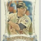 2015 Topps Allen & Ginter Baseball Starting Point 2001 Michale Cuddyer (Twins) #SP-51