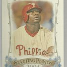 2015 Topps Allen & Ginter Baseball Starting Point 2004 Ryan Howard (Phillies) #SP-67