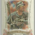 2015 Topps Allen & Ginter Baseball Starting Point 2010 Jason Heyward (Braves) #SP-82