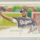 2015 Topps Allen & Ginter Baseball Mini Howie Kendrick (Dodgers) #91