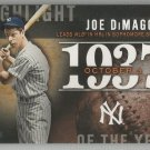 2015 Topps Update & Highlights Season Highlight 1937 Joe DiMaggio (Yankees) #H-64