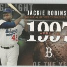 2015 Topps Update & Highlights Season Highlight 1997 Jackie Robinson (Dodgers) #H-83