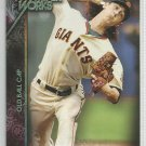 2015 Topps Update & Highlights Whatever Works Tim Lincecum (Giants) #WW-2