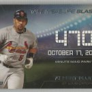 2015 Topps Update & Highlights Tape Measure Blasts Albert Pujols (Cardinals) #TMB-13