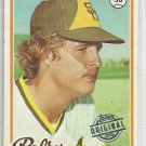 2015 Topps Update & Highlights Original Buybacks 1978 Topps Tucker Ashford (Padres) #116