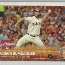 2015 Topps Update & Highlights Baseball Madison Bumgarner AS (Giants) #US42