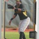 2015 Bowman Draft Picks & Prospects Josh Bell (Pirates) #164