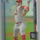 2015 Bowman Draft Picks & Prospects Chrome Refractor Ryan Hensley (Cardinals) #189