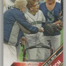 2016 Topps Baseball First Pitch Evelyn Jones (Mariners) #FP-5