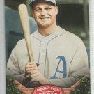 2016 Topps Baseball Wrigley Field Celebrates 100 Years Jimmy Foxx (Philadelphia A's) #WRIG-17