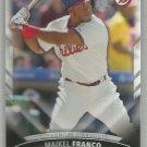 2016 Bowman Baseball Sophomore Standouts Maikel Franco (Phillies) #SS-15
