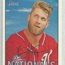 2016 Heritage Baseball Jace Peterson (Braves) #147