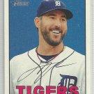 2016 Heritage Baseball James McCann (Tigers) #393