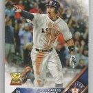 2016 Topps Baseball Future Stars Carlos Correa (Astros) #650