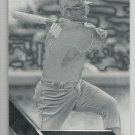 2016 Topps Baseball Black & White Negative Martin Prado (Marlins) #487