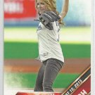 2016 Topps Baseball First Pitch Lea Thompson (Dodgers) #FP-15