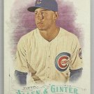 2016 Topps Allen & Ginter Baseball Anthony Rizzo (Cubs) #260
