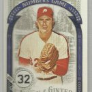 2016 Topps Allen & Ginter Baseball The Numbers Game Steve Carlton (Phillies) #NG-36