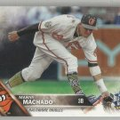 2016 Topps Update Baseball AS Manny Machado (Orioles) #US1