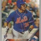 2016 Topps Update Baseball Rookie Debut RC Michael Conforto (Mets) #US43