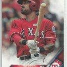 2016 Topps Update Baseball Carlos Beltran (Rangers) #US195
