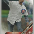 2016 Topps Update Baseball First Pitch Warren G (Hip Hop / Cubs) #FP-3