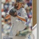 2017 Topps Baseball Salute Jacob deGrom (Mets) #S-6