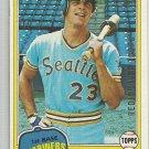 2017 Topps Baseball Rediscover Topps Buyback Silver Bruce Bochte (Mariners) #723