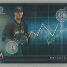 2016 Bowman Draft Picks & Prospect Chrome Draft Dividends Brett Lilek (Marlins) #DD-BL