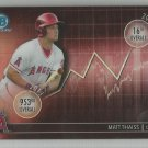 2016 Bowman Draft Picks & Prospect Chrome Draft Dividends Matt Thaiss (Angels) #DD-MT