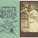 2017 Allen & Ginter Baseball Oversize Box Loader Clayton Kershaw (Dodgers) #BL-CK