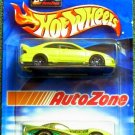 2002 Hot Wheels Special Edition Auto Zone 2 pk.