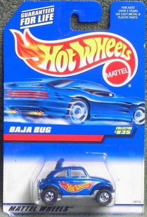 1997 Hot Wheels Baja Bug Coll #835
