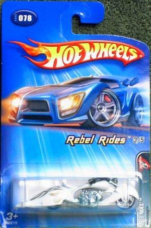 """2004 Hot Wheels """"Rebel Rides""""  W-Oozie #3 of 5 in Series"""