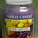 "Yankee Candle ""Lemon Lavender"" 22oz. Housewarmer Candle"