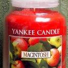 "Yankee Candle ""Macintosh"" 22oz. Housewarmer Candle"