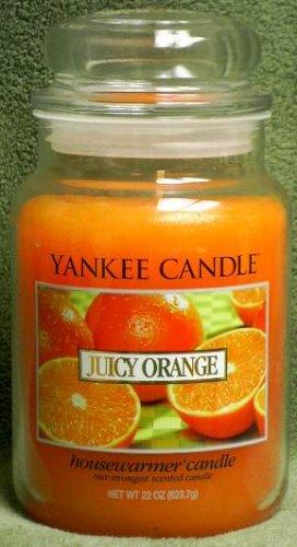 "Yankee Candle ""Juicy Orange"" 22oz. Housewarmer Candle"