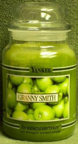 "Yankee Candle ""Granny Smith"" 22oz. Housewarmer Candle"