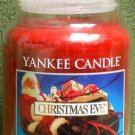 "Yankee Candle ""Christmas Eve"" 22oz. Housewarmer Holiday Candle"