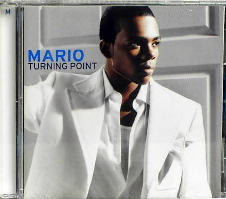 "MARIO ""Turning Point"" Music CD  Used"