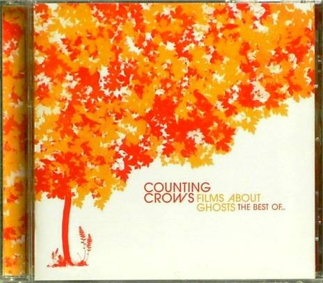 "Counting Crows ""Films About Ghosts The Best Of..."" Music CD  New"